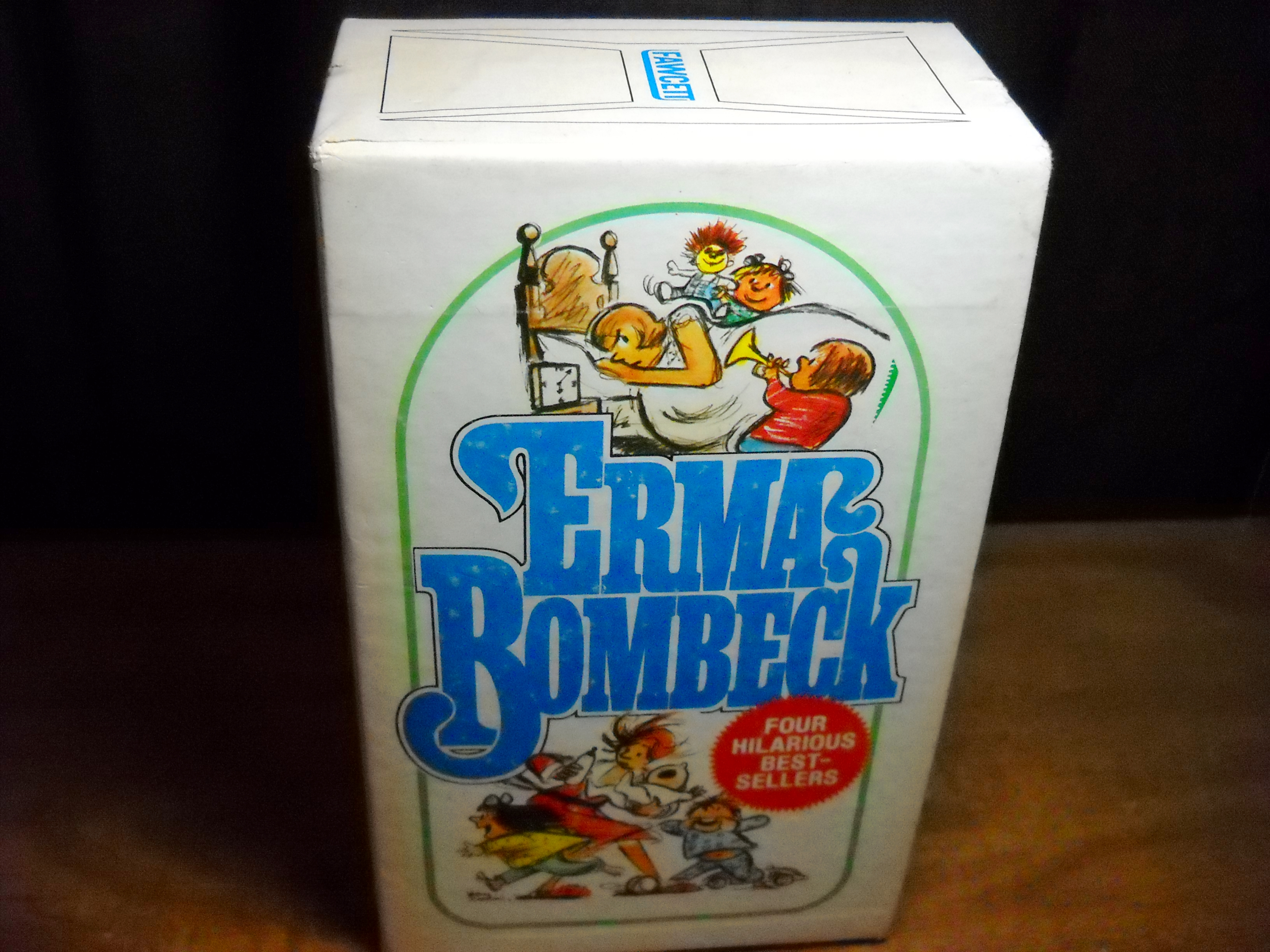 Image for Boxed Set of Four Erma Bombeck Best-sellers