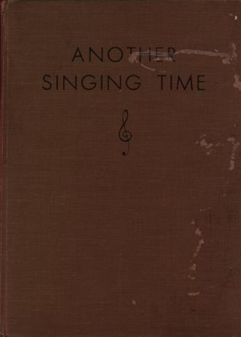 Image for Another Singing Time: Songs For Nursery & School