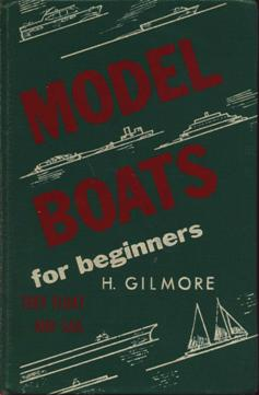 Image for Model Boats For Beginners