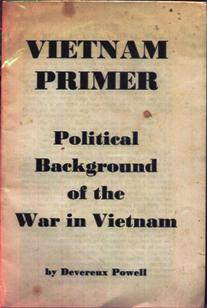 Image for Vietnam Primer: Political Background Of The War in Vietnam