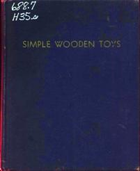 Image for Simple Wooden Toys: Make It Yourself