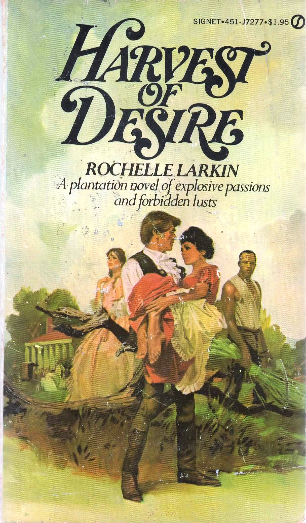 Image for Harvest Of Desire