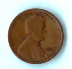 Image for 1920 P Lincoln Wheat Cent