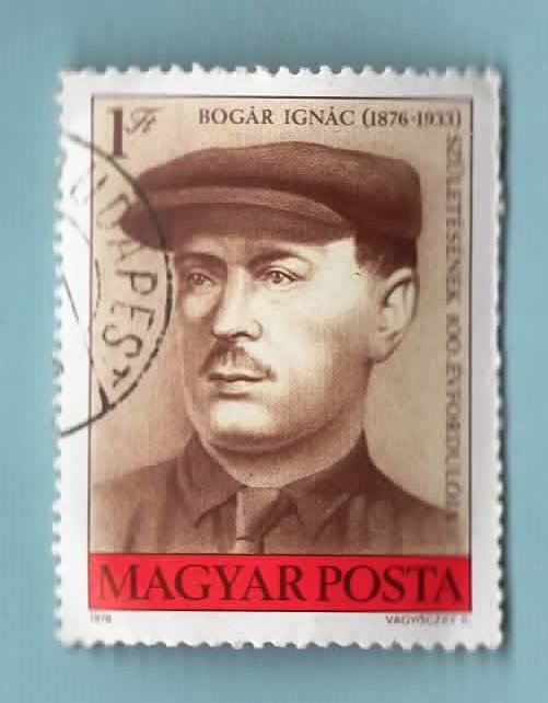 Image for Labor Leader Ignac Bogar