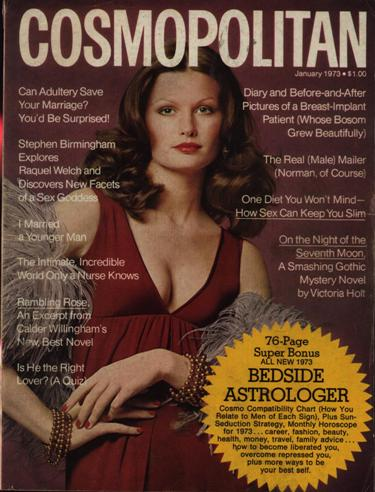 Image for Cosmopolitan Magazine January 1973