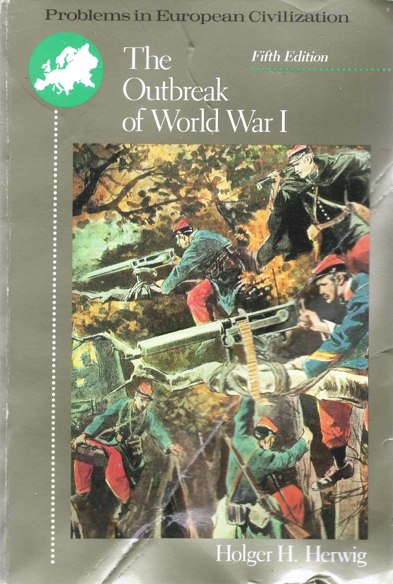 Image for The Outbreak of World War I