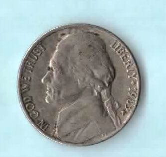 Image for 1983 P Jefferson Nickel