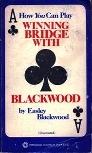 Image for How You Can Play Winning Bridge With Blackwood