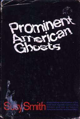 Image for Prominent American Ghosts
