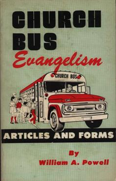 Image for Church Bus Evangelism
