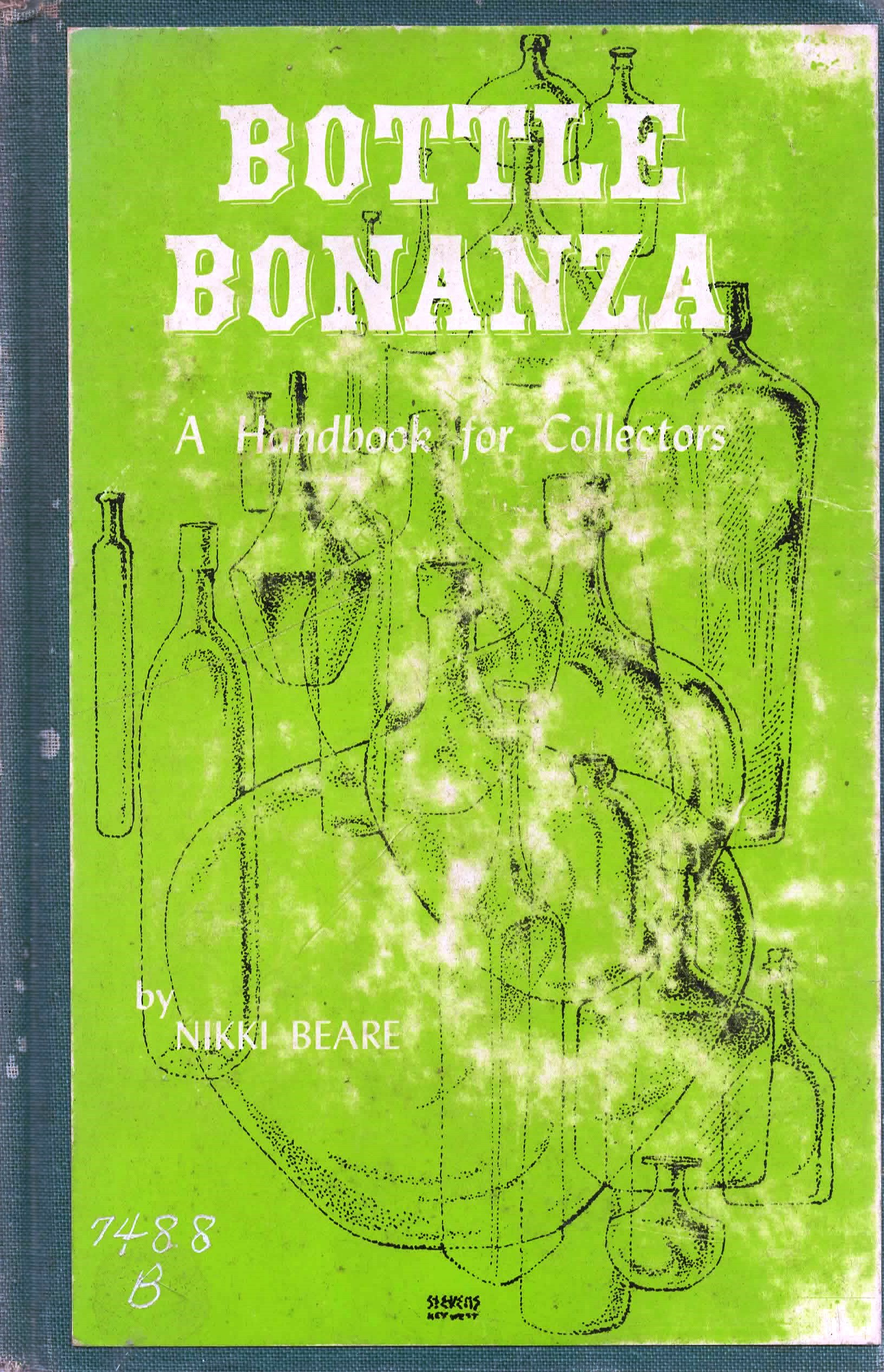Image for Bottle Bonanza: A Handbook for Glass Collectors