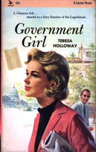 Image for Rosemary King, Government Girl