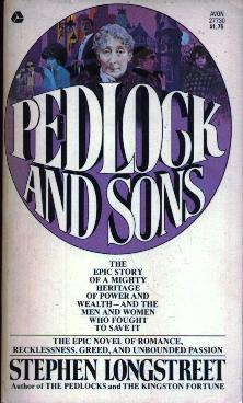Image for Pedlock And Sons