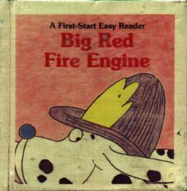 Image for Big Red Fire Engine