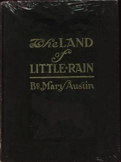 Image for The Land of Little Rain