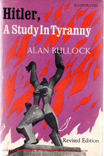 Image for Hitler, A Study In Tyranny