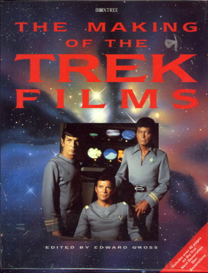 Image for The Making Of The Trek Films