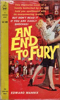 Image for An End to Fury
