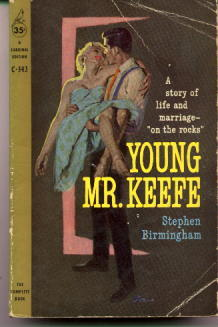 Image for Young Mr. Keefe