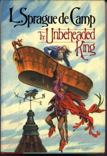 Image for The Unbeheaded King