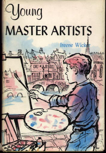Image for Young Master Artists: Boyhoods of Famous Artists