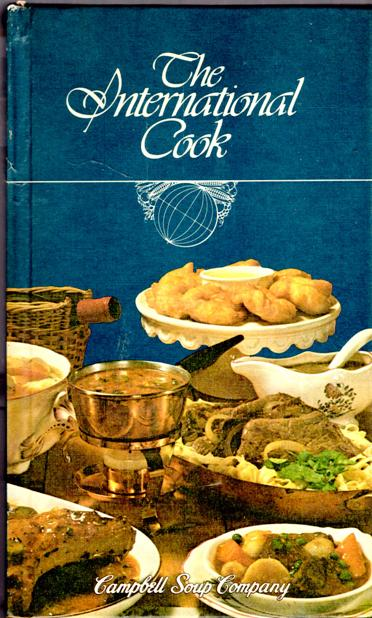Image for The International Cook