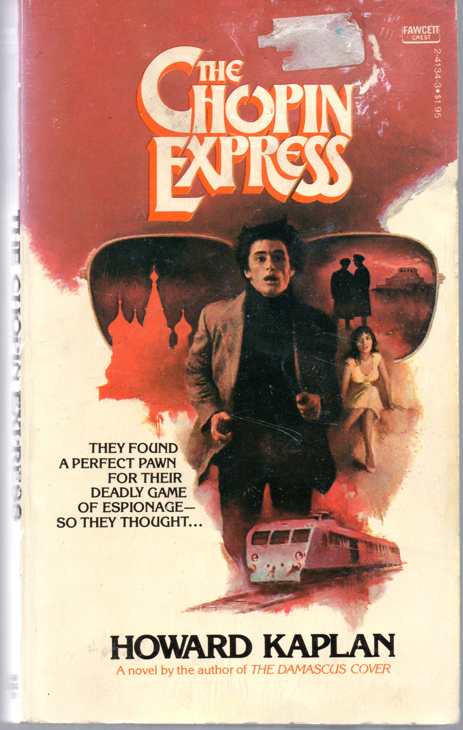 Image for The Chopin Express