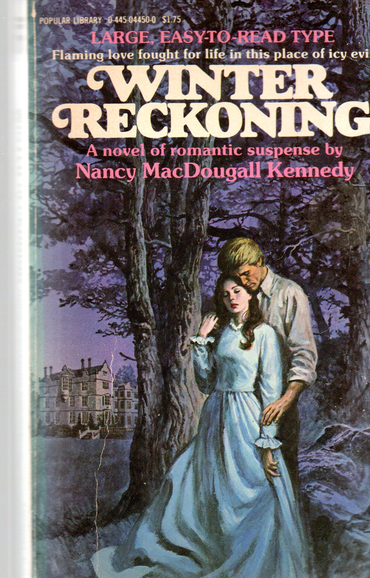 Image for Winter Reckoning