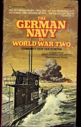 Image for The German Navy In World War Two