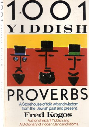 Image for 1001 Yiddish Proverbs