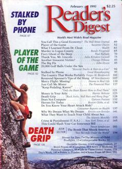 Image for Reader's Digest Magazine February 1995