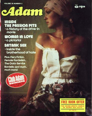 Image for ADAM MAGAZINE Volume 20 Number 3 March 1976