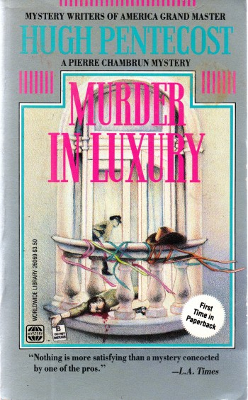 Image for Murder In Luxury
