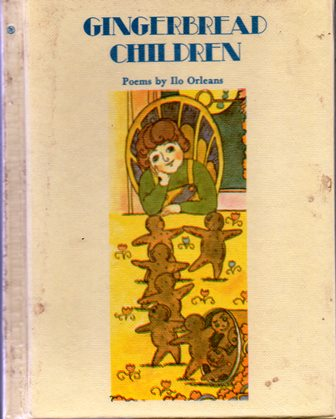 Image for Gingerbread children; poems (A Follett beginning-to-read book)