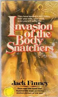 Image for Invasion Of The Body Snatchers