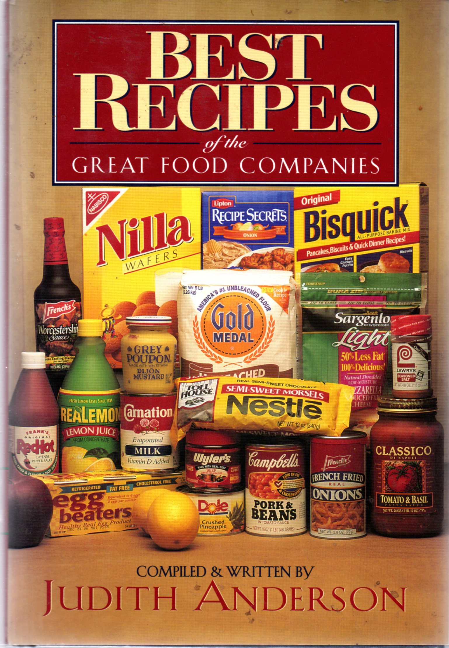 Image for Best Recipes of The Great Food Companies