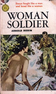 Image for Woman Soldier