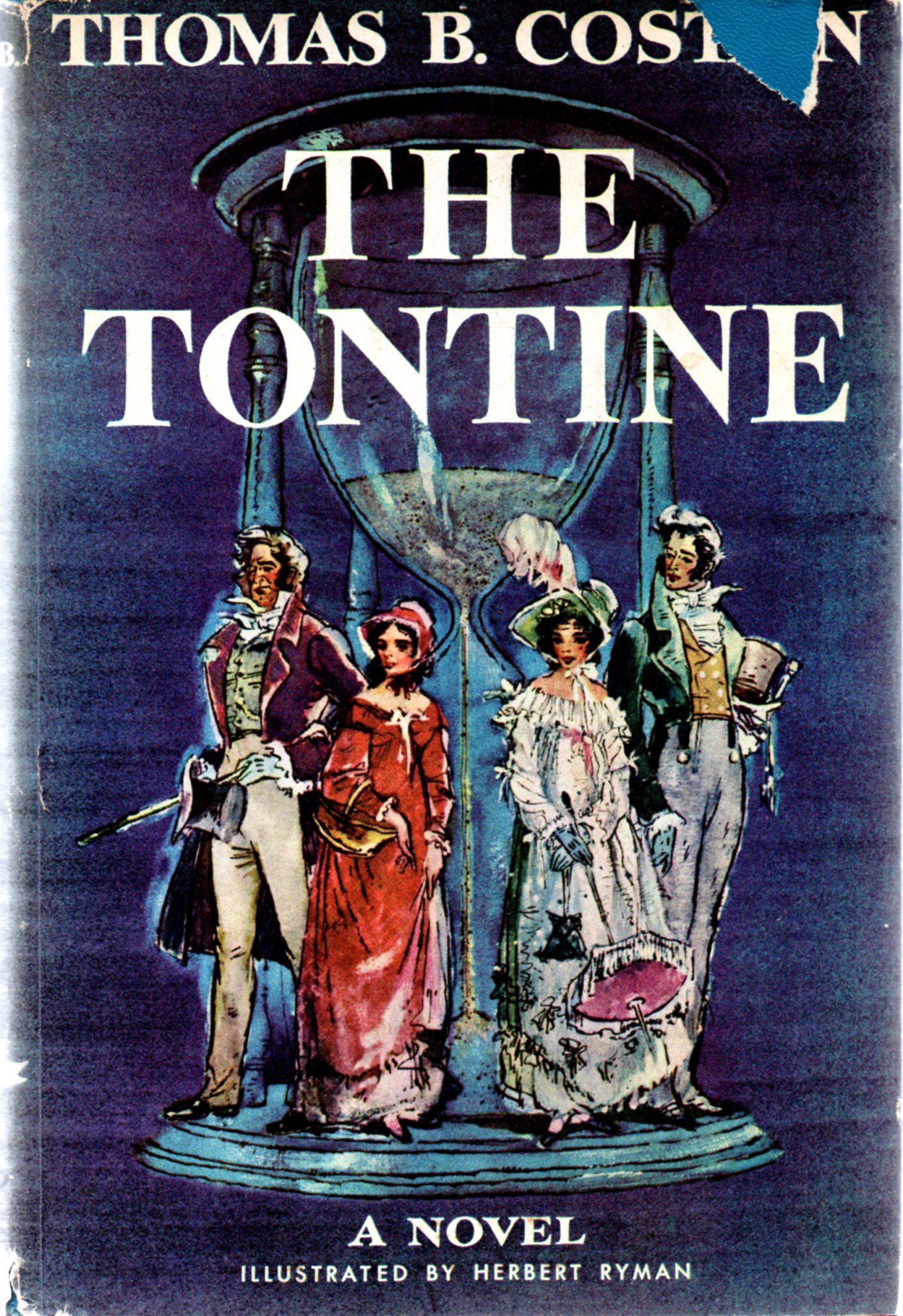 Image for The Tontine: Volume One (ONLY)