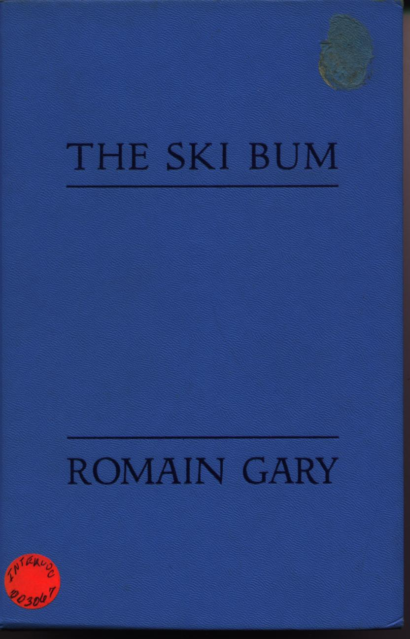 Image for The Ski Bum