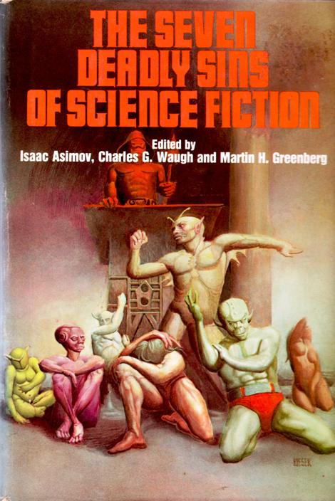 Image for The Seven Deadly Sins of Science Fiction