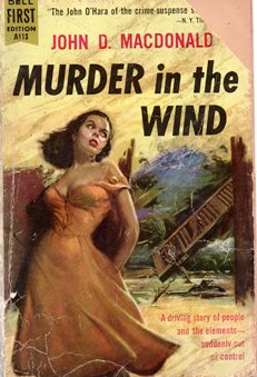 Image for Murder In The Wind