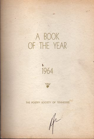 Image for A Book of The Year 1964 (Spring 1964 Book Eleven)