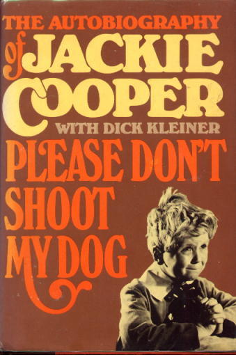 Image for Please Don't Shoot My Dog