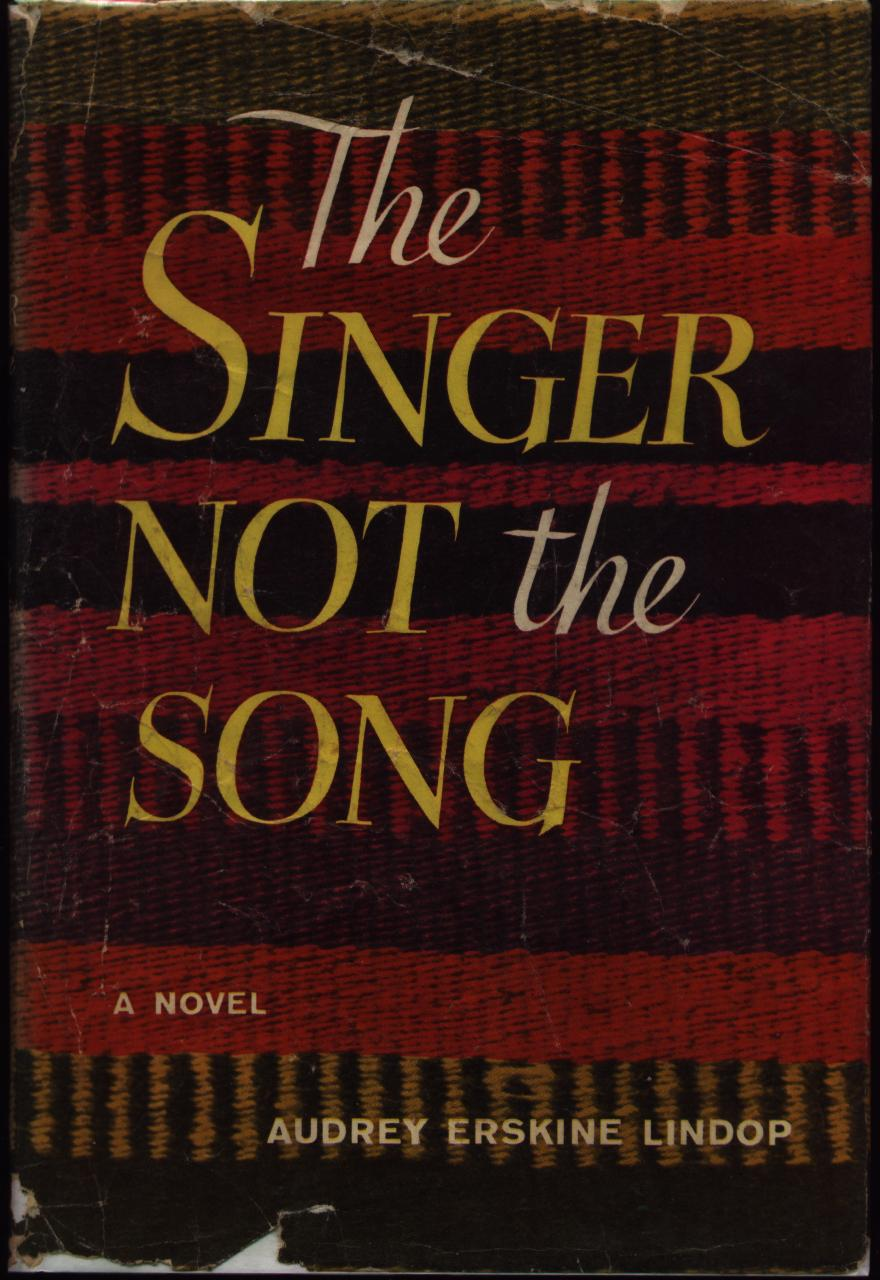 Image for The Singer Not The Song