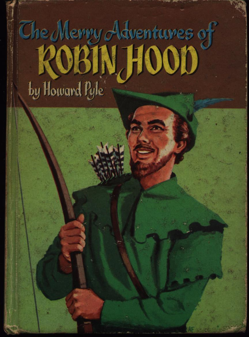Image for The Merry Adventures Of Robin Hood of Gea Renown, in Nottinghamshire