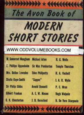 Image for The Avon Book Of Modern Short Stories