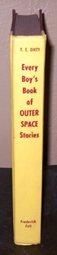 Image for Every Boy's Book of Outer Space Stories