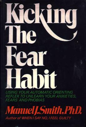 Image for Kicking The Fear Habit