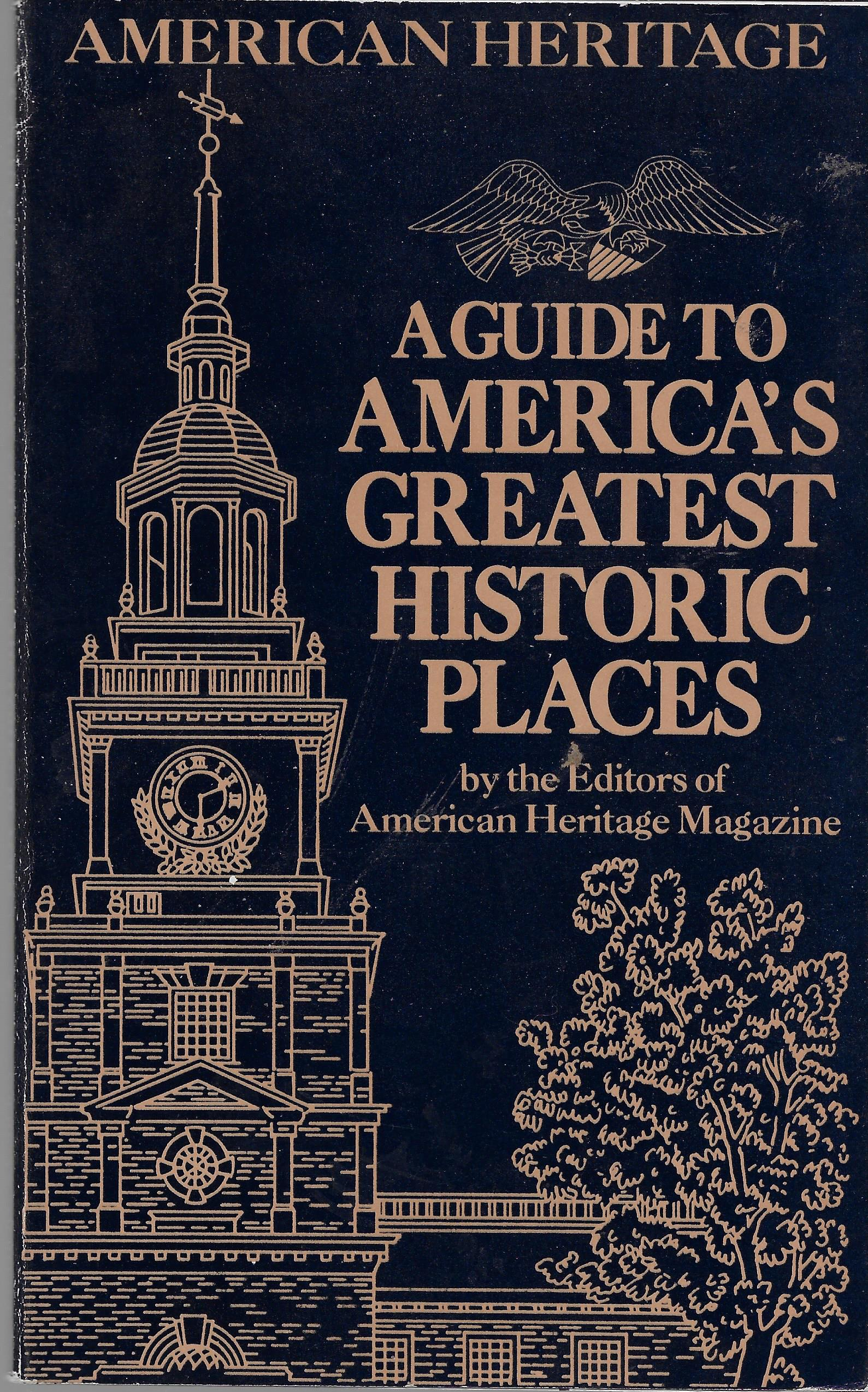 Image for A Guide To America's Greatest Historic Places