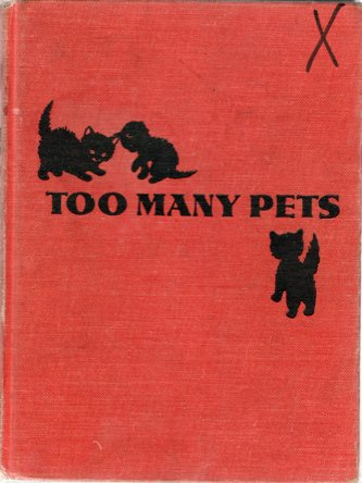 Image for Too Many Pets